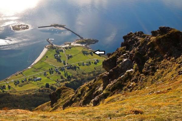 Hus til leie på Laupstad, Andørja i Nord Norge via airbnb