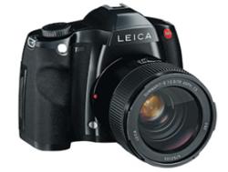 Leica S2 DLSR Kamera
